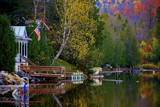 Vermont Reflections by heidlerr, photography->shorelines gallery