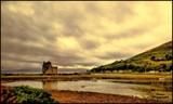 Lochranza Castle by Dunstickin, photography->castles/ruins gallery