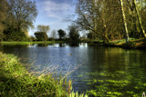 Wallington Lake by biffobear, Photography->Water gallery