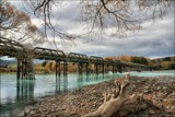 Kurow Bridge by LynEve, photography->bridges gallery