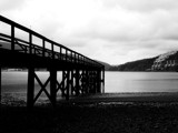 Pier At Low Tide by theradman, Computer->Landscape gallery