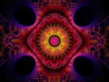 The Lost King by jswgpb, Abstract->Fractal gallery