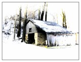 Little Old Barn by Starglow, photography->manipulation gallery