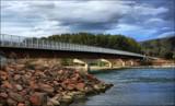 Kurow Bridge 7 years on by LynEve, photography->bridges gallery