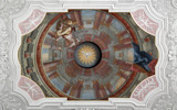 St Johann - Ceiling Fresco No.3 [XXL] by boremachine, Photography->Places of worship gallery