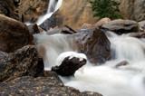 Boulder Falls and Creek by Chronicgaming, Photography->Waterfalls gallery