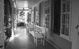 Adams Porch B&W by Tomeast, contests->b/w challenge gallery