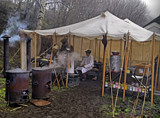 WW1 Field Kitchen by biffobear, photography->general gallery