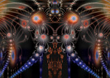 Sentinel Sentry by Flmngseabass, abstract->fractal gallery