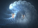 Heavenly Angels by razorjack51, Abstract->Fractal gallery