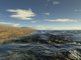 Stormy seashore by mmynx34, Computer->Landscape gallery