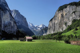 Lauterbrunnen valley by Paul_Gerritsen, Photography->Mountains gallery