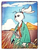 Kungfu Rabbit by bfrank, illustrations gallery