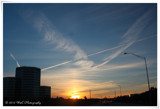 Golden Time of Day by WmC, photography->skies gallery