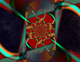 PI Twist by Flmngseabass, abstract gallery