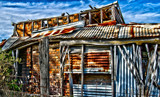Old Lincoln Farm - Geelong by Mythmaker, photography->castles/ruins gallery