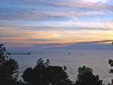 Dusky Blue Sunset by LakeMichiganSunset, photography->manipulation gallery