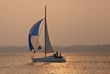 Sailing Into The Sunset by MJsPhotos, photography->boats gallery