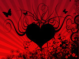 Vector heart by gabriela2006, holidays gallery