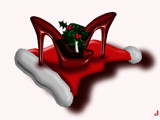 Santa Baby! by Jhihmoac, illustrations->digital gallery