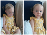 Serious little lady by sonyatod, photography->people gallery