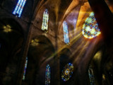 Heavenly Light by biffobear, Photography->Places of worship gallery