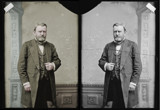 Grant, U.S. President before and after by rvdb, photography->manipulation gallery