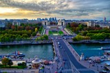 The Trocadero Across The Seine by gr8fulted, photography->city gallery