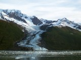 Glacier From A Cruise Ship by gitargr8, Photography->Mountains gallery