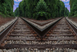 Rail Roaded by stylo, photography->manipulation gallery