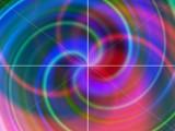 Rainbow Swirl by Katz, abstract gallery