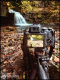 Double Shot by Dunstickin, photography->waterfalls gallery