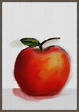 Simple Red Apple by bfrank, illustrations gallery