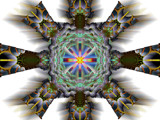 Hedge Hopper by Flmngseabass, Abstract->Fractal gallery