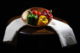 Still Life with Peppers by rob2001, Photography->Still life gallery