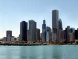 Chicago from the Lake by SeveX, Photography->City gallery