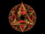 Christmas Ball for your tree by J_272004, Abstract->Fractal gallery