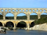 Pont du Gard by ppigeon, Photography->Bridges gallery