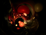 Blood Cells by J_272004, Abstract->Fractal gallery