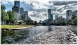 Cruisin' Down The Yarra by LynEve, Photography->City gallery