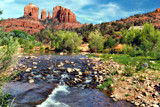 Cathedral Rock by gpmoab, Photography->Landscape gallery