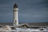A Dark And Dreary Day #5 by braces, Photography->Lighthouses gallery