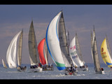 Range Race on Port Phillip by Steb, Photography->Boats gallery