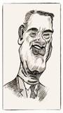 Tom Hanks by bfrank, illustrations gallery