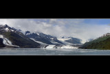 Harvard Glacier Panorama by luckyshot, photography->mountains gallery