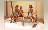Girls Chat by boremachine, Photography->Sculpture gallery