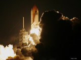 STS-116: Discovery Away by Crusader, space gallery