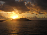 Sunrise over St. Thomas by pepomintpatti, Photography->Sunset/Rise gallery