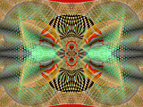 Butterfly Bistro by Flmngseabass, abstract gallery