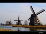 Windmills part 2 by Paul_Gerritsen, Photography->Mills gallery